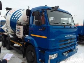 Автобетоносмеситель КАМАЗ 65115