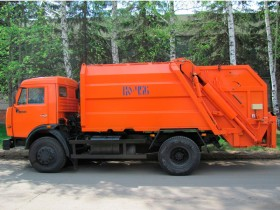 Мусоровоз КАМАЗ КО-456