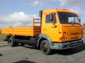 Бортовой КАМАЗ 4308