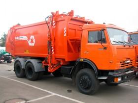 Мусоровоз КАМАЗ КО-440