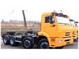 Шасси КАМАЗ 6540