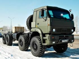 Шасси КАМАЗ 6560