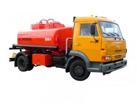 Топливозаправщик КАМАЗ 4308