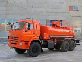 Топливозаправщик КАМАЗ 5350