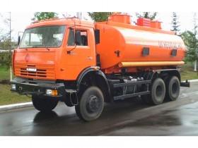 Топливозаправщик КАМАЗ 65111