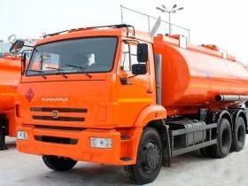 Топливозаправщик КАМАЗ 65115