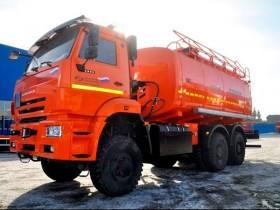 Топливозаправщик КАМАЗ 65224