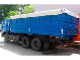 Зерновоз КАМАЗ 53215