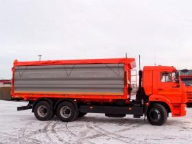 Зерновоз КАМАЗ 65115