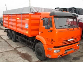 Зерновоз КАМАЗ 6520