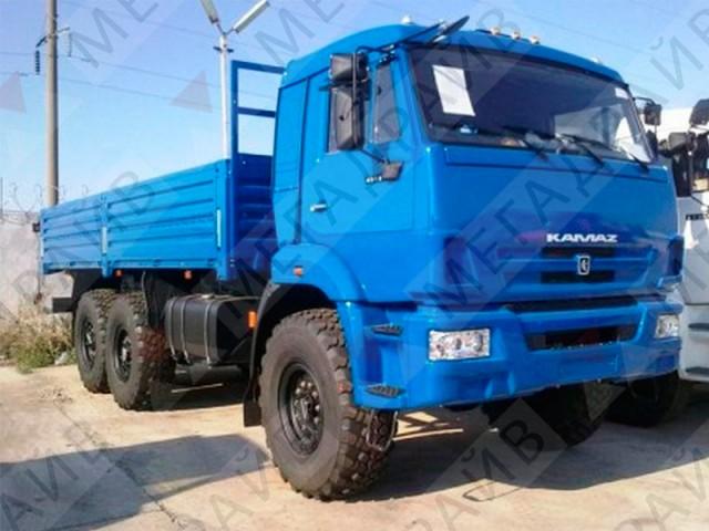 Бортовой КАМАЗ 5350