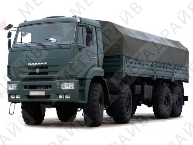 Бортовой КАМАЗ 63501