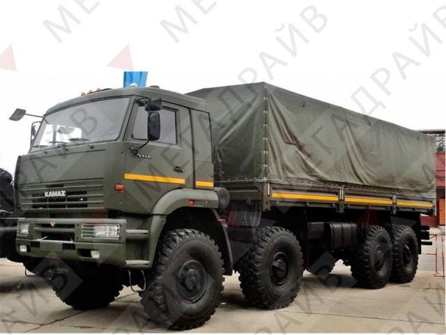 Бортовой КАМАЗ 6560